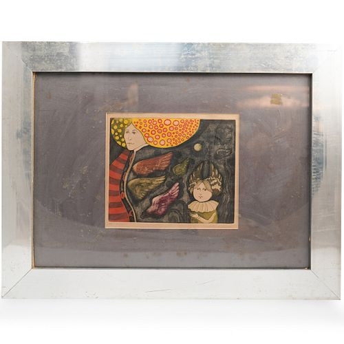 Signed Limited Edition Lithograph