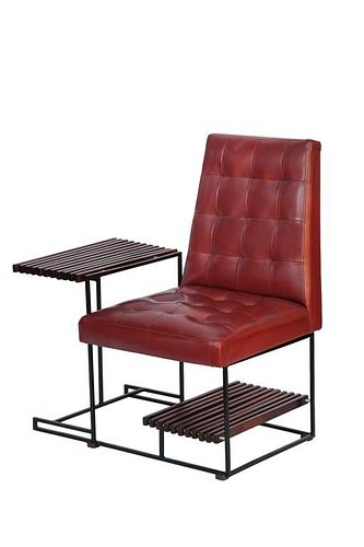 """Jorge Zalszupin for L'Atelier """"Composable"""" Chair"""