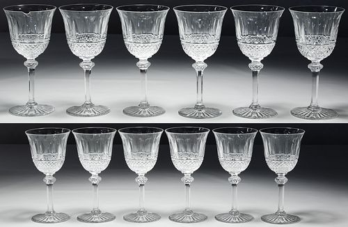 St. Louis Crystal 'Tommy' Stemware Assortment