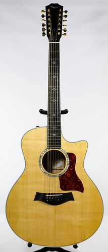 Robert Taylor 656ce Acoustic Guitar with Case