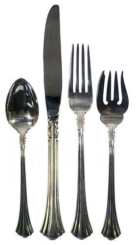 Reed & Barton 'Eighteenth Century' Sterling Silver Flatware