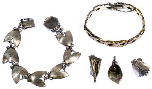Designer Sterling Silver Jewelry Assortment