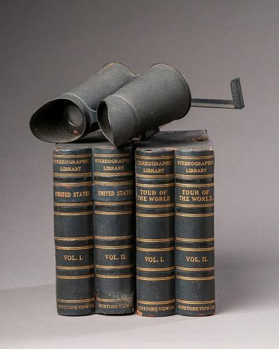 Keystone View Co. Stereographic Library.