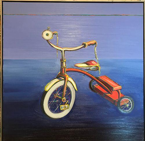 CLAY VORHES, Levi's Ole Trike