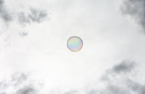 STUART ALLEN, Bubble No. 5