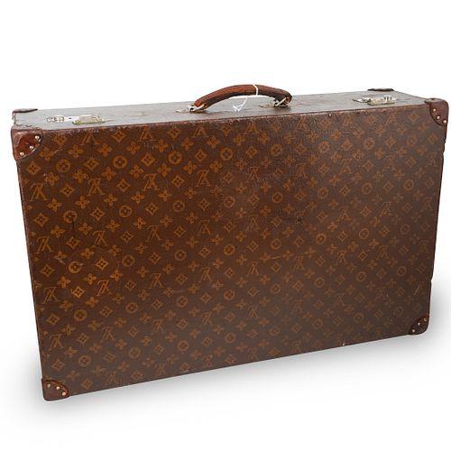 Vintage Louis Vuitton Suitcase
