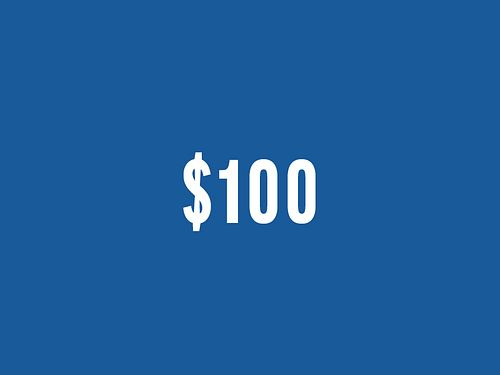Fund a Need - $100