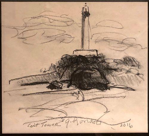 GREGORY KONDOS, Coit Tower