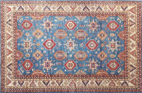 Shirvan Kazak Hand Woven Carpet