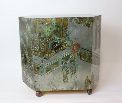 Philip and Kelvin LaVerne Chan Occasional Table