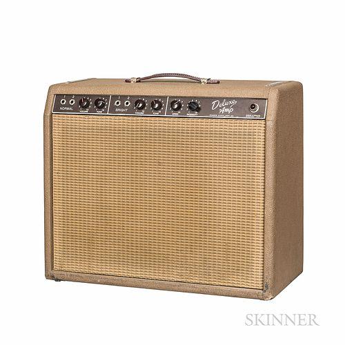 Fender Deluxe Amplifier, 1962