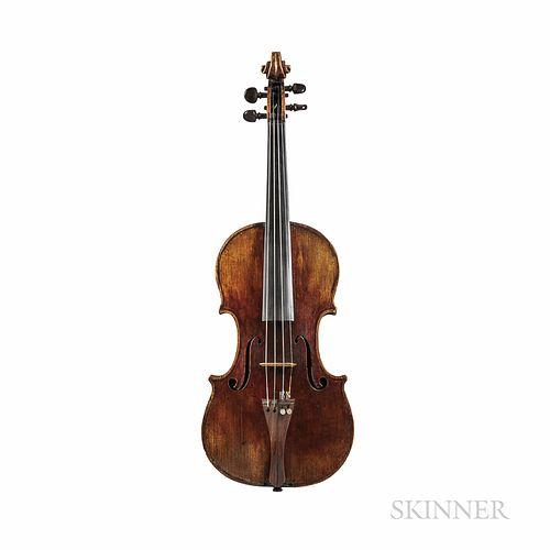Italian Composite Violin, Turin School