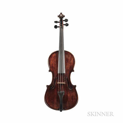 Italian Violin, Armando Piccagliani, Modena, 1933