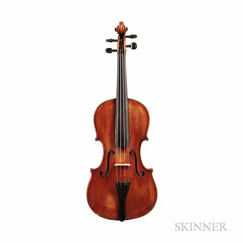 Italian Violin, Antonio Sgarbi, Rome, 1899