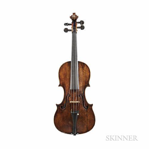 Italian Violin, Giovanni Battista Ceruti, Cremona, c. 1815