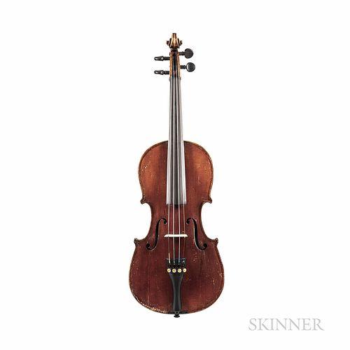 Three-quarter Size Violin