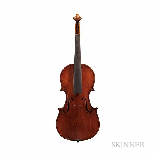 Canadian Violin, Pat Doucette, Prince Edward Island, 1997