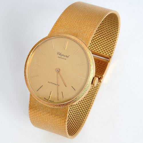 18k Mens Chopard Swiss-made watch