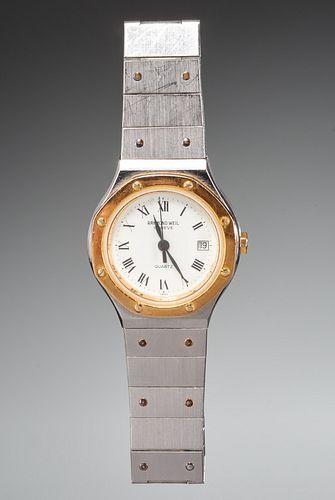 Ladies Raymond Weil stainless steel watch