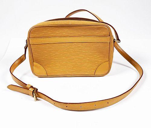 LOUIS VUITTON Trocadero Brown Shoulder Bag