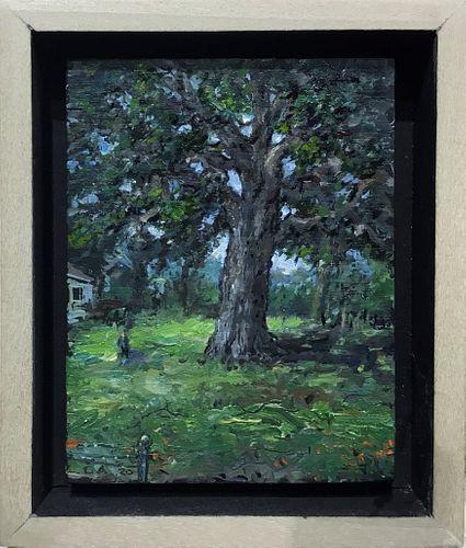 CHESTER ARNOLD, Pauline's Oak