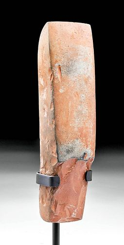 Huge Rare Pre-Contact Hawaiian Stone Adze