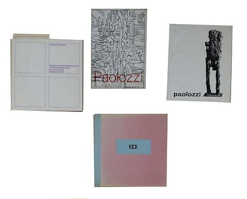 Paolozzi, Eduardo<br><br>KexChicago, William and Noma Copley Foundation, [print: Percy Lund Humphries & Co. - London], 1966, 21.5x21.3 cm, editorial b