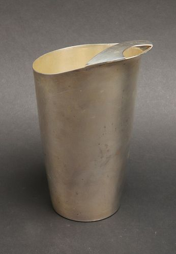 Tiffany & Co. Sterling Silver Cocktail Pitcher
