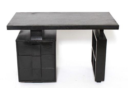 Art Deco Style Writing Desk