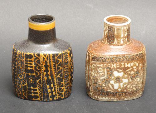 Nils Thorsson for Royal Copenhagen Faience Vases 2