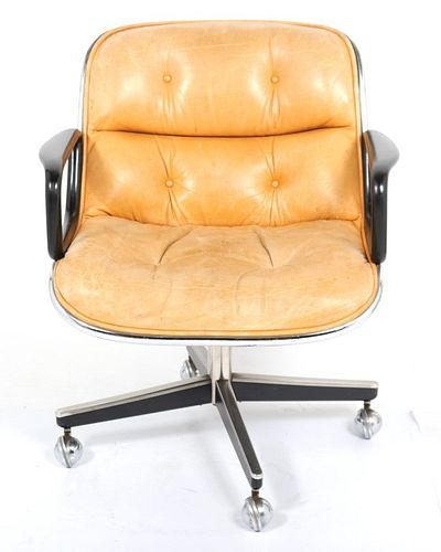 Charles Pollock for Knoll Executive Arm Chair