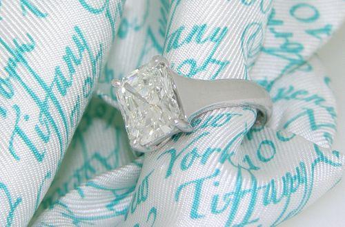 Tiffany & Co 3.16ct H/VS1 Retail $100,000