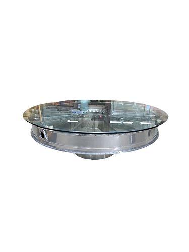 JT8D-200 INLET CASE Titanium C5 Disc