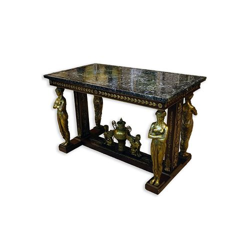 After: Jacob Desmalter Empire Table