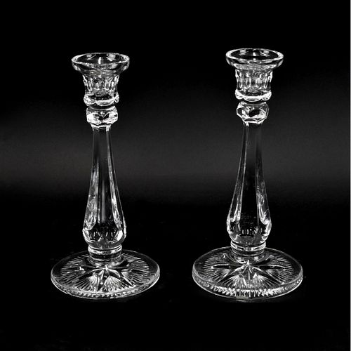 Pair of William Yeoward Candlesticks