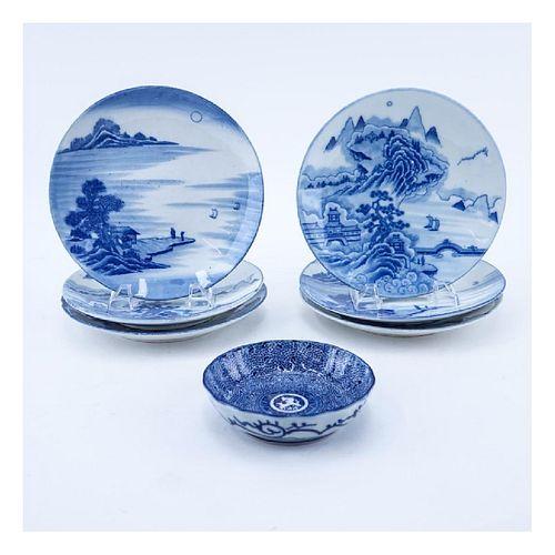 Vintage Japanese Porcelain Tableware