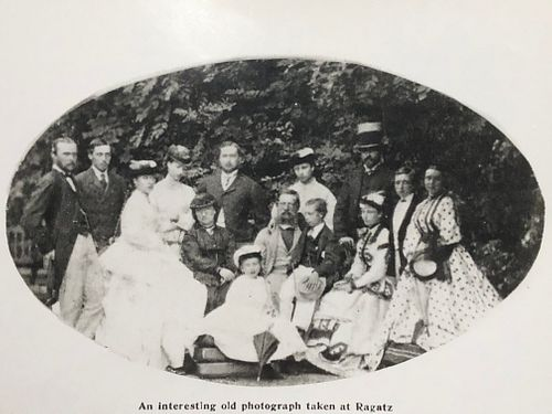 Litho Emperor Frederick Royals photo taken at Ragatz