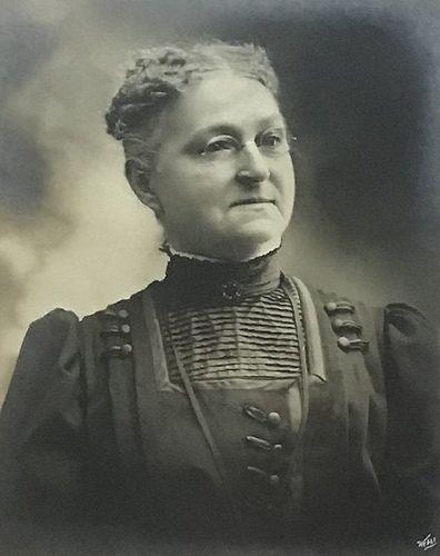19th C. Lady Portrait Daguerreotype Weber Photo
