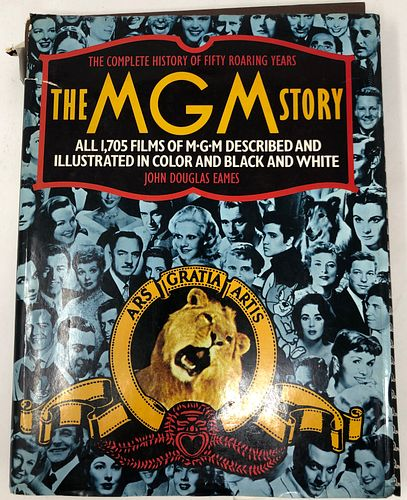 The MGM Story, by John Douglas Eames