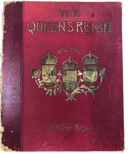 The Queen's Reign 1837-1897, by Sir Walter Benham