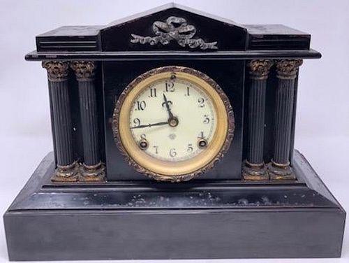 Gorgeous Ansonia Antique Mantel/Shelf Clock
