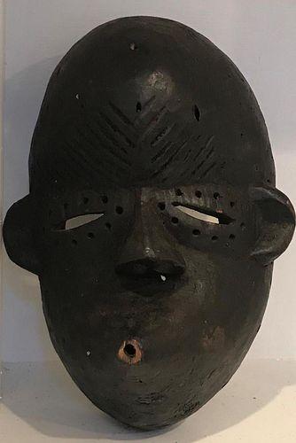 Antique 20th Century African IBIBO Mask