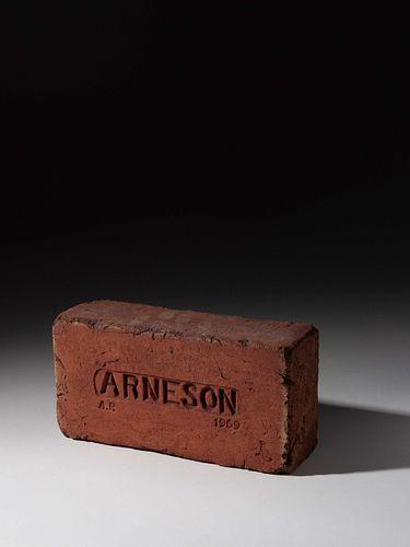 Robert Arneson (American, 1930-1992) Brick, 1969
