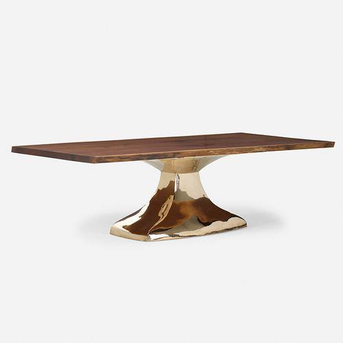 Bret Cavanaugh, Bronze Lug dining table