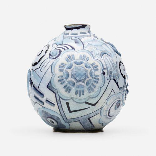 Camille Fauré, Art Deco vase