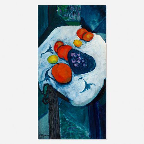 Paul Shapiro, Still Life with Oranges
