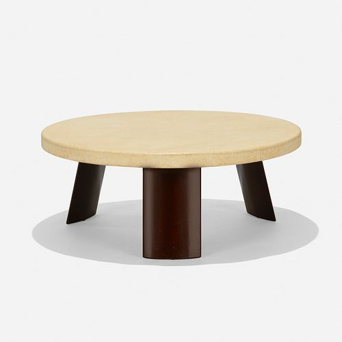 Paul Frankl, coffee table, model 5018
