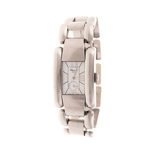 A Lady's Chopard La Strada Stainless Steel Watch