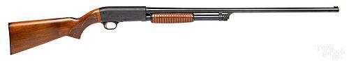Ithaca model 37 Featherlight pump action shotgun