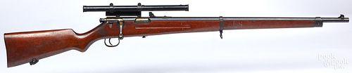 Savage NRA Match bolt action rifle